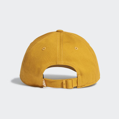 Training Gold Baseball Cap