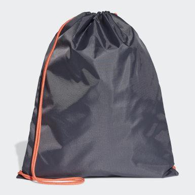 Tennis Grey Linear Core Gym Bag