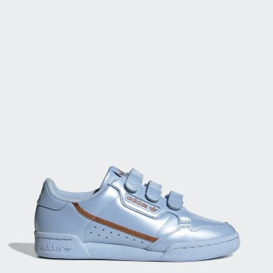 Women's Originals Blue Continental 80 Shoes