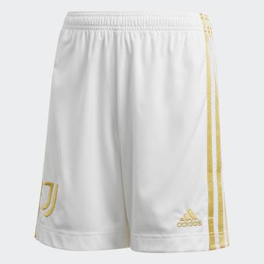 Děti Fotbal bílá Domácí šortky Juventus