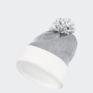 Men's Training Cuffed Knit Pom Beanie