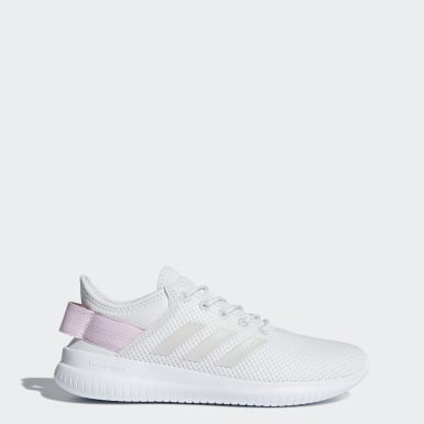 Sapatilhas Femininas Promoção Adidas Cloudfoam QT Flex Rosa