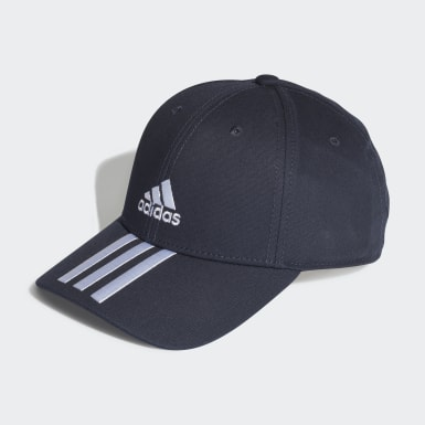 Casquette Baseball 3-Stripes Twill bleu Entraînement