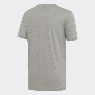 Playera Yb E Gris Niño Training