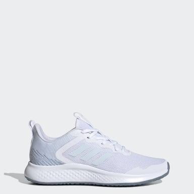 ผู้หญิง วิ่ง สีขาว รองเท้า Fluidstreet