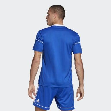 Camiseta Squadra 17 Azul Hombre Training