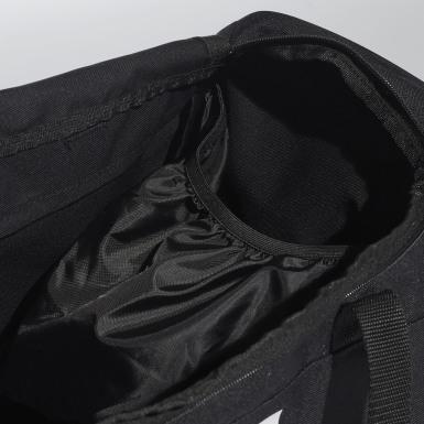 Training Siyah 3-Stripes Duffel Çanta - Orta Boy