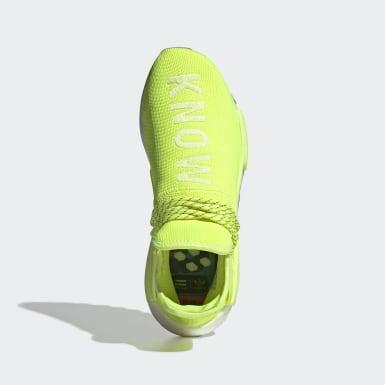 Originals Sarı Pharrell Williams Hu NMD Proud Ayakkabı