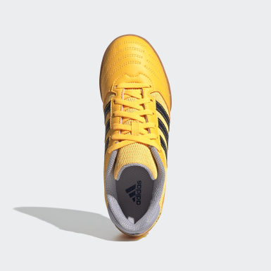 Boys Football Gold Super Sala Boots