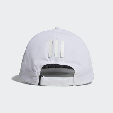 ผู้ชาย กอล์ฟ สีขาว หมวกแก๊ป Tour