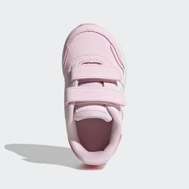 Kinder Running VS Switch Schuh Rosa