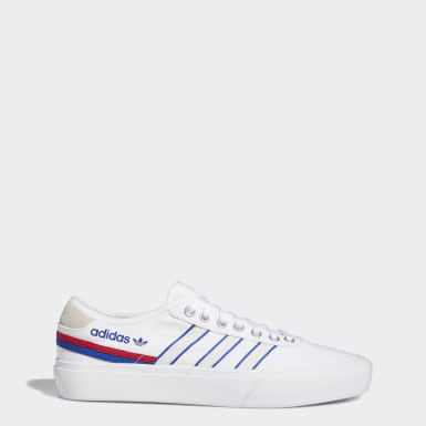 Originals White Delpala Shoes