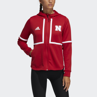 Women's Training Multicolor Cornhuskers Under the Lights Jacket