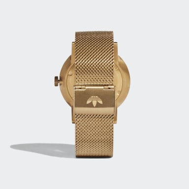 Originals DISTRICT_M1 Uhr Gold