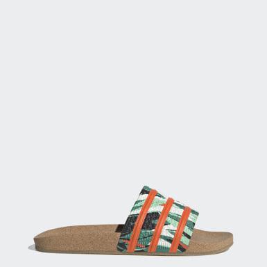 Sandale Adilette Cork Blanc Originals