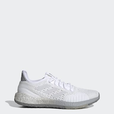 Men Running White Pulseboost HD SUMMER.RDY Shoes