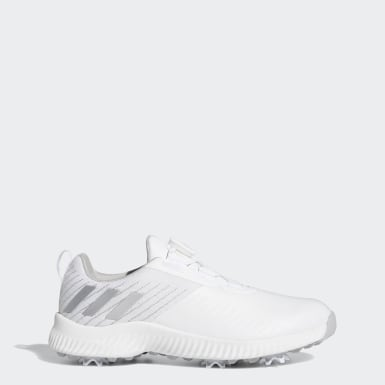 Women Golf White Response Bounce Boa 2.0 Shoes