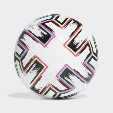 Børn Fodbold Hvid Uniforia League J290 bold