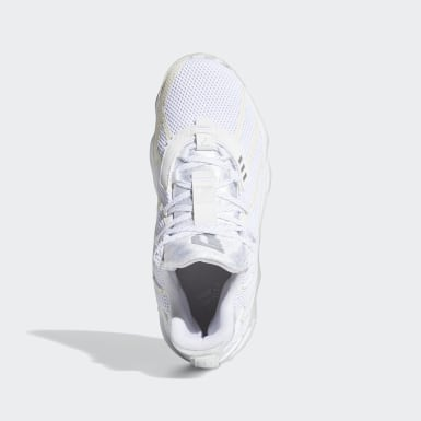 Basketball White Dame 7 Shoes