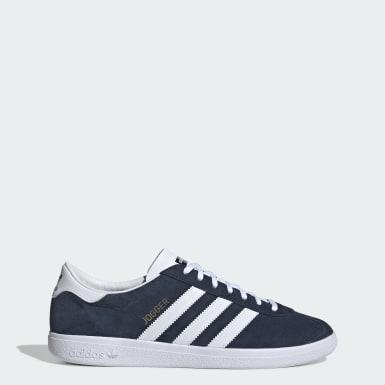 Dames Originals Blauw Jogger Schoenen