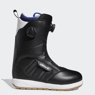черный Сноубордические ботинки Response 3MC ADV