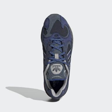Tenis Yung-1 Azul Hombre Originals