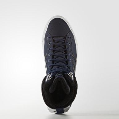 синий Высокие кроссовки PARK WTR