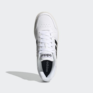 Basketball White Hoops 2.0 Shoes