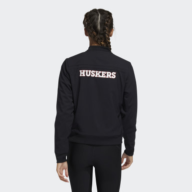 Women's Training Multicolor Cornhuskers Under the Lights Bomber Jacket