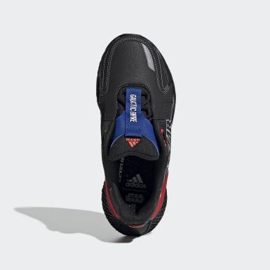 Kids Running Black Star Wars 4UTURE Runner Shoes