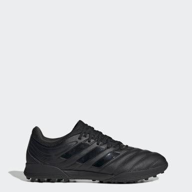 Fodbold Sort Copa 20.3 Turf støvler