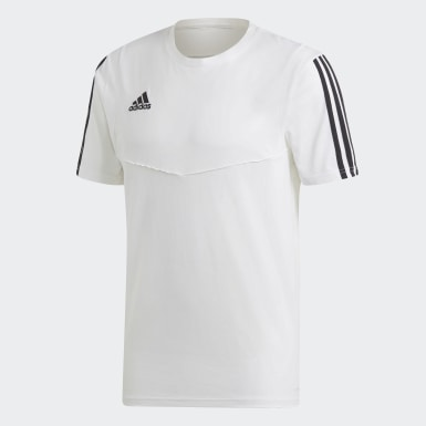 Camiseta Tiro 19 Blanco Hombre Training