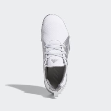 Women Golf White Climacool Cage Shoes