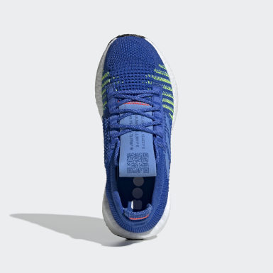 Youth Running Blue Pulseboost HD Shoes