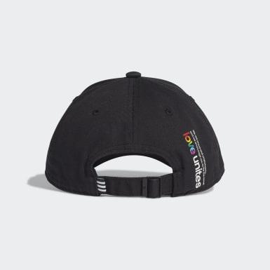 Gorra de Béisbol Pride (UNISEX) Negro Originals