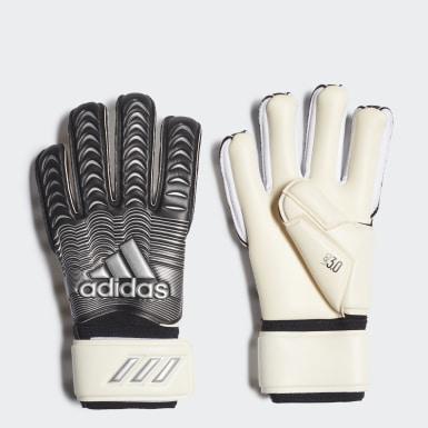 белый Вратарские перчатки Classic League