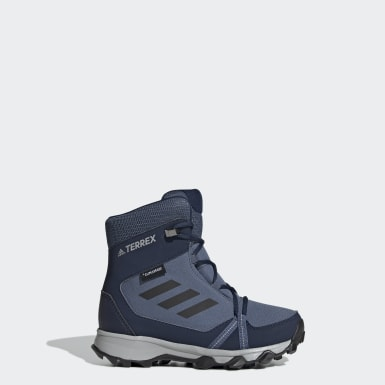 Kids TERREX Blue TERREX Snow CP CW Shoes