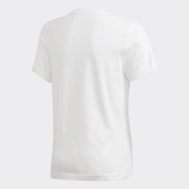 Camiseta London Badge of Sport Blanco Niño Training