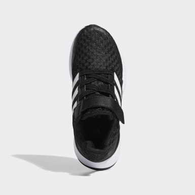 Chaussure RapidaRun Noir Enfants Running