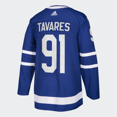 Men's Training Blue Maple Leafs Tavares Home Authentic Pro Jersey