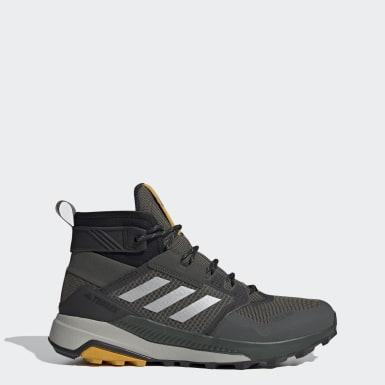зеленый Ботинки для хайкинга Terrex Trailmaker COLD.RDY