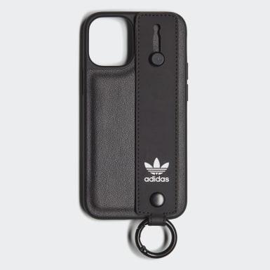 Capa Moldada com Correia para a Mão – iPhone 2020 de 5,4 pol. Preto Originals
