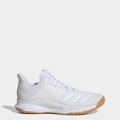 Frauen Korbball Crazyflight Bounce 3 Schuh Weiß