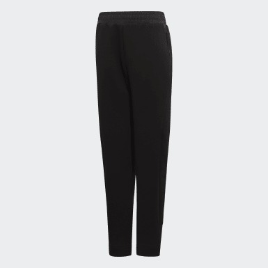 Boys Athletics Black ID VRCT Pants