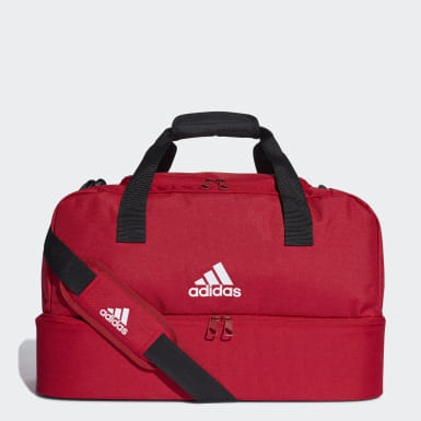 Training Red Tiro Duffel Small
