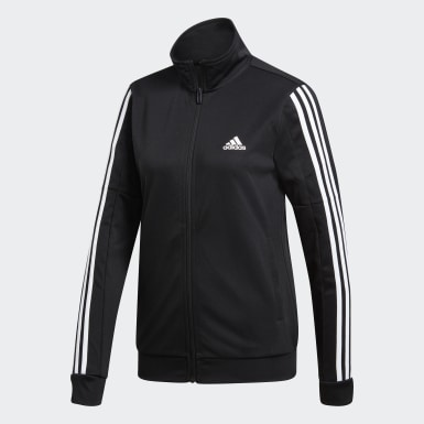 Women Athletics Black Team Sports Track Suit