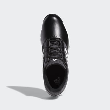 Women's Golf Black Tech Response Shoes