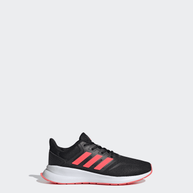 Chaussure Runfalcon Noir Enfants Running