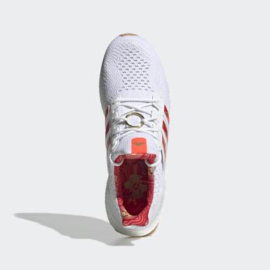 ผู้ชาย วิ่ง สีขาว ULTRABOOST 5.0 DNA