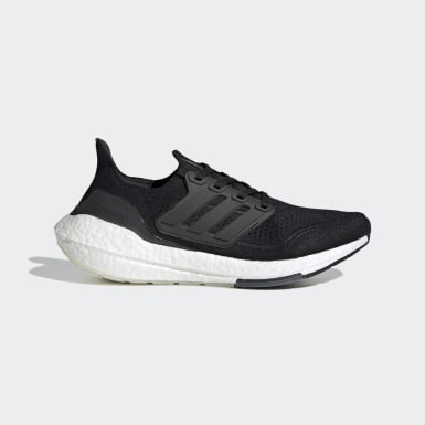 Sapatos Ultraboost 21 Preto Mulher Running